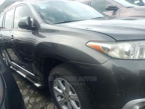 Toyota Highlander 2012 SE Gray   Cars for sale in Lagos State, Lekki
