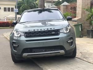 Land Rover Discovery 2016 Gray   Cars for sale in Abuja (FCT) State, Garki 2