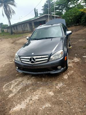 Mercedes-Benz C300 2008 Gray | Cars for sale in Lagos State, Surulere