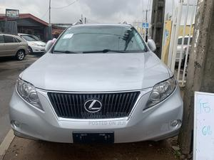 Lexus RX 2010 350 Silver | Cars for sale in Lagos State, Surulere