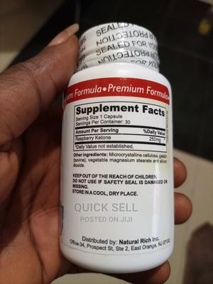 Weight Loss 100% | Vitamins & Supplements for sale in Osun State, Osogbo