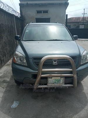 Honda Pilot 2005 EX 4x4 (3.5L 6cyl 5A) Blue | Cars for sale in Rivers State, Obio-Akpor