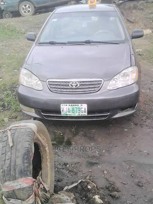 Toyota Corolla 2007 CE Gray | Cars for sale in Rivers State, Obio-Akpor