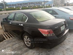 Honda Accord 2008 Black | Cars for sale in Oyo State, Ibadan