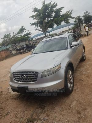 Infiniti FX35 2005 Base 4x4 (3.5L 6cyl 5A) Silver | Cars for sale in Lagos State, Ikotun/Igando