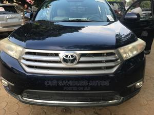 Toyota Highlander 2011 Limited Blue | Cars for sale in Lagos State, Magodo