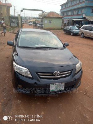 Toyota Corolla 2009 Black | Cars for sale in Lagos State, Ikorodu