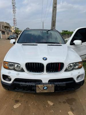 BMW X5 2006 3.0i White | Cars for sale in Kwara State, Ilorin South