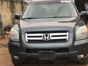 Honda Pilot 2007 Gray   Cars for sale in Lagos State, Agege