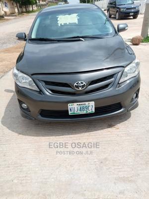 Toyota Corolla 2013 Black | Cars for sale in Abuja (FCT) State, Kubwa