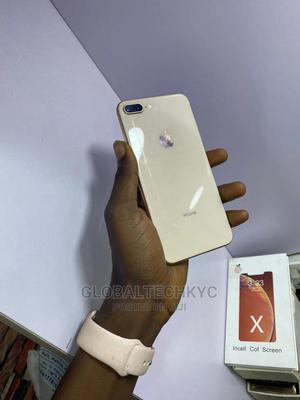 Apple iPhone 8 Plus 64 GB Gold | Mobile Phones for sale in Kwara State, Ilorin East