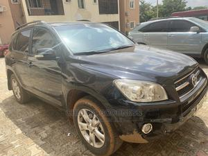 Toyota RAV4 2012 Black | Cars for sale in Abuja (FCT) State, Jabi