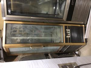 Standing Rotating Cake Display Chiller With 2 Doors | Restaurant & Catering Equipment for sale in Oyo State, Ibadan