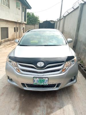 Toyota Venza 2013 XLE AWD Silver | Cars for sale in Lagos State, Ogba