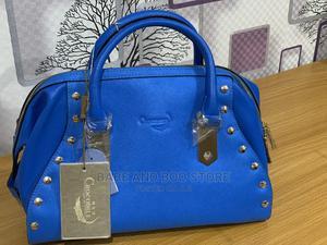 Blue Portable Fashion Mini Handbag | Bags for sale in Lagos State, Alimosho