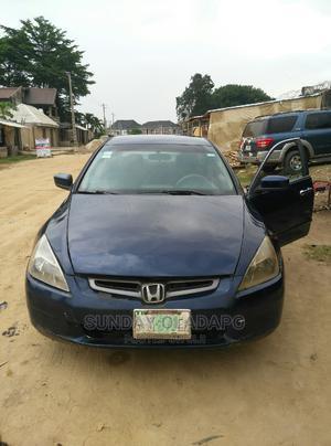Honda Accord 2005 Automatic Blue | Cars for sale in Lagos State, Ikorodu