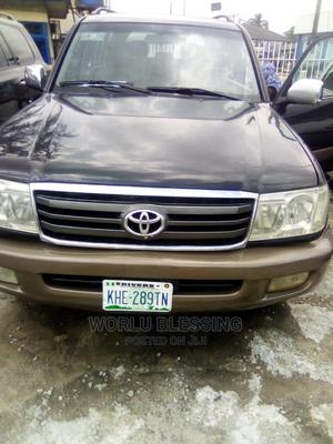 Toyota Land Cruiser 2007 Black | Cars for sale in Rivers State, Obio-Akpor
