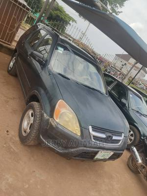 Honda CR-V 2004 EX 4WD Automatic Green | Cars for sale in Lagos State, Ikotun/Igando