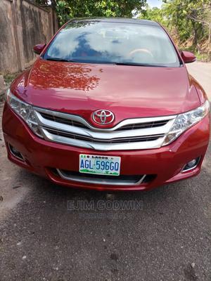 Toyota Venza 2010 AWD Red | Cars for sale in Enugu State, Enugu