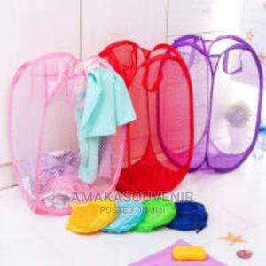 3pcs Foldable Pop Up Mesh Laundry Basket | Home Accessories for sale in Lagos State, Lagos Island (Eko)
