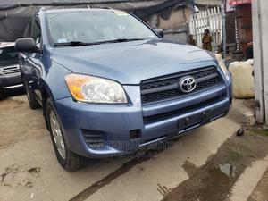 Toyota RAV4 2010 2.5 4x4 Blue | Cars for sale in Lagos State, Ilupeju