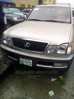 Lexus LX 2006 470 Sport Utility Gold | Cars for sale in Rivers State, Obio-Akpor