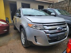 Ford Edge 2012 Silver | Cars for sale in Lagos State, Ogba