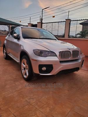 BMW X6 2010 xDrive50i Silver | Cars for sale in Lagos State, Alimosho