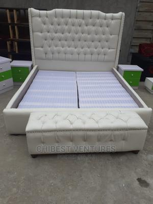 Upholstery Bed   Furniture for sale in Lagos State, Lekki