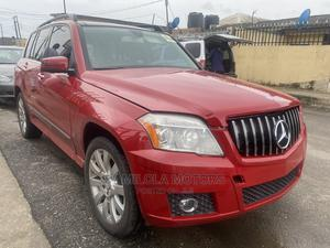 Mercedes-Benz GLK-Class 2012 350 4MATIC Red   Cars for sale in Lagos State, Surulere
