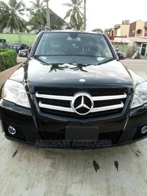 Mercedes-Benz GLK-Class 2012 350 4MATIC Black | Cars for sale in Lagos State, Ipaja