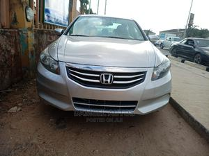 Honda Accord 2012 Silver | Cars for sale in Lagos State, Ogba