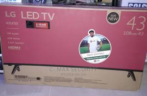 LG TV 43inches | TV & DVD Equipment for sale in Lagos State, Victoria Island
