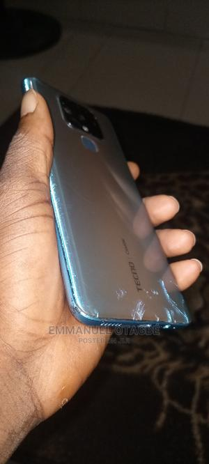 Tecno Camon 16 Pro 128 GB Blue   Mobile Phones for sale in Delta State, Oshimili South