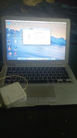 Laptop Apple MacBook Air 2GB Intel Core 2 Duo HDD 128GB | Laptops & Computers for sale in Ogun State, Ewekoro