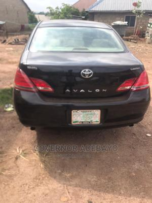 Toyota Avalon 2007 Touring Black   Cars for sale in Kwara State, Offa