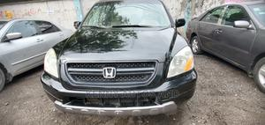 Honda Pilot 2004 Black | Cars for sale in Lagos State, Surulere