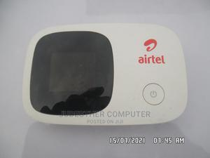 AIRTEL Huawei Unlocked Pocket Mobile Wifi   Networking Products for sale in Lagos State, Ikeja