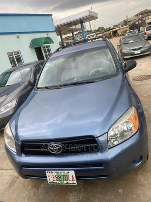 Toyota RAV4 2008 2.0 VVT-i Blue   Cars for sale in Lagos State, Ojodu