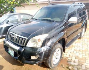 Toyota Land Cruiser Prado 2008 VX Black | Cars for sale in Lagos State, Egbe Idimu