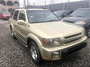 Infiniti QX4 1999 Gold   Cars for sale in Lagos State, Ikeja