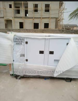 20kva Soundproof Generator | Restaurant & Catering Equipment for sale in Lagos State, Ojo