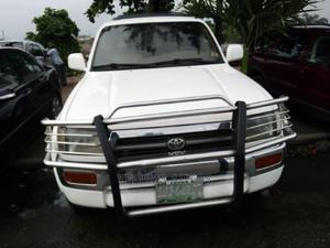 Toyota 4-Runner 1996 White | Cars for sale in Lagos State, Amuwo-Odofin