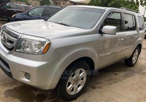 Honda Pilot 2010 Silver | Cars for sale in Lagos State, Alimosho