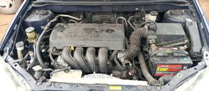 Toyota Corolla 2006 1.8 VVTL-i Compressor TS Blue   Cars for sale in Lagos State, Ikotun/Igando