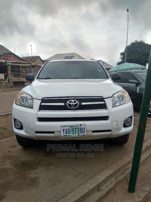 Toyota RAV4 2010 2.5 4x4 White | Cars for sale in Abuja (FCT) State, Durumi