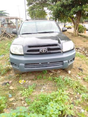 Toyota 4-Runner 2003 4.7 Black | Cars for sale in Lagos State, Ikotun/Igando
