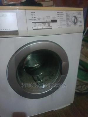 German Used Washing Machine   Home Appliances for sale in Oyo State, Ido