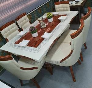 Marble Dining Table | Furniture for sale in Lagos State, Ajah