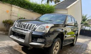 Toyota Land Cruiser Prado 2007 VX Black | Cars for sale in Abuja (FCT) State, Lokogoma